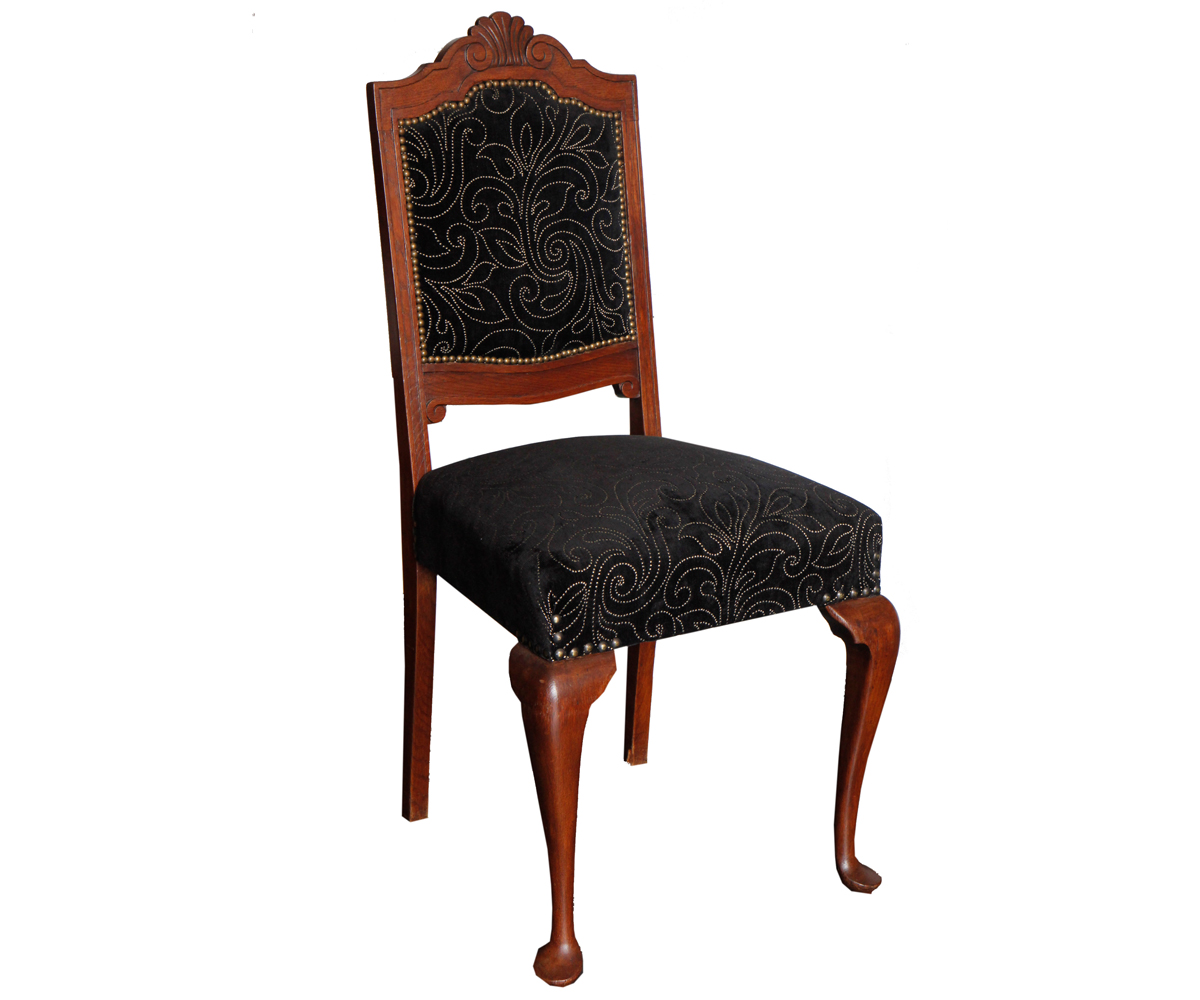Silla chippendale galerie pigalle - Sillas chippendale ...