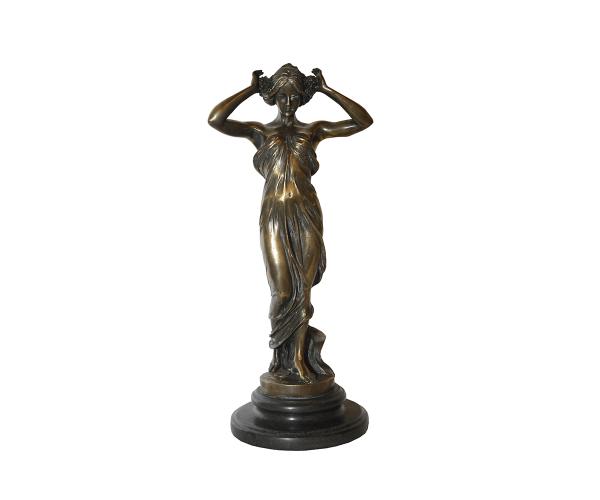 mujer-bronce-marmol