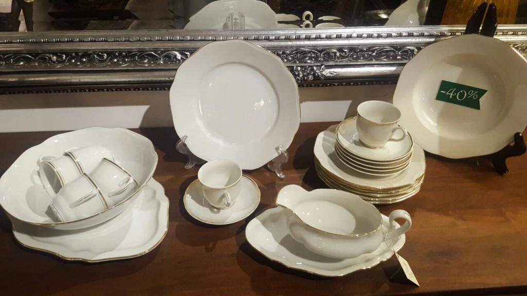Vajillas clasicas affordable vajilla royal voyage with for Vajillas porcelana clasicas