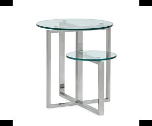mesa-auxiliar-base-de-acero-y-vidrio